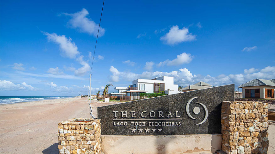 Our selection of images showing building progress at The Coral
