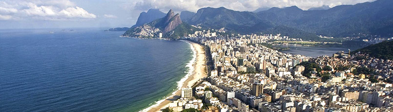 International investment sees opportunities in Brazil real estate