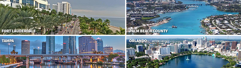 Florida has 4 out of the 5 best US property markets