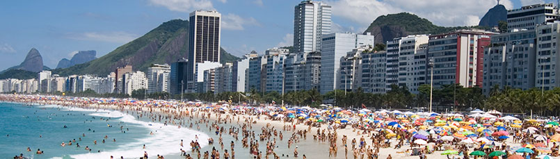 Tourism in Brazil Set for Record Year