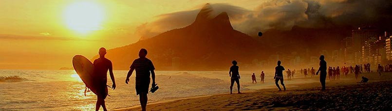 Brazil tourism – an increase of 1.8% in 2019