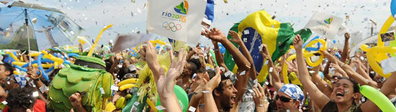 Countdown to Brazil Olympics Begins