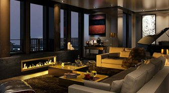 Worldwide luxury property prices see moderate increase
